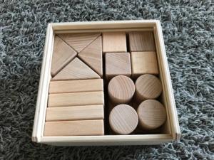 CreaBLOCKS 2-in-1 Steckbox geöffnet