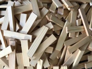 KAPLA 280 Holzbausteine