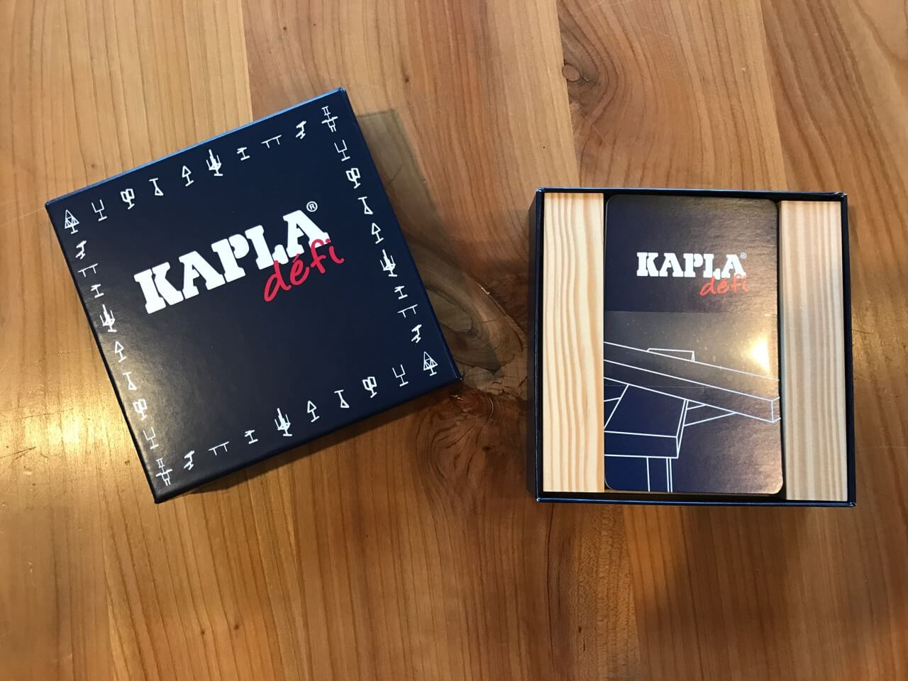 KAPLA Challenge - Die Herausforderung