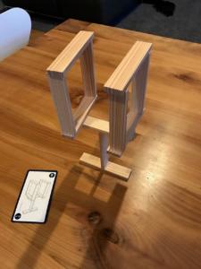KAPLA Challenge - Die Antenne