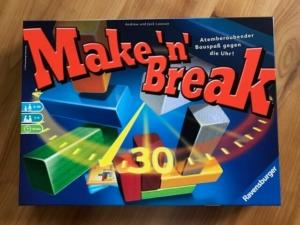 Make 'N' Break Karton