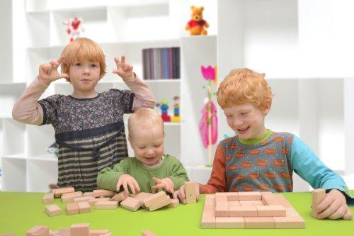 CreaBLOCKS - Spiel mit den Bauklötzen
