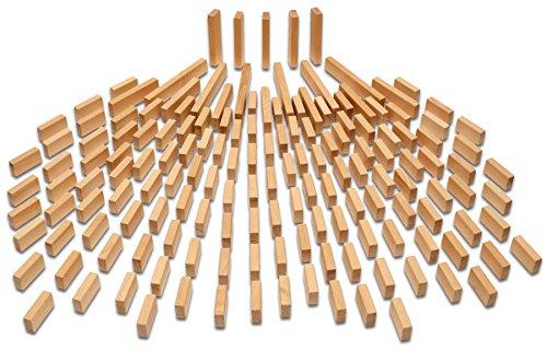 Holzbausteine Grundpaket (156 Bauklötze unbehandelt) - 9