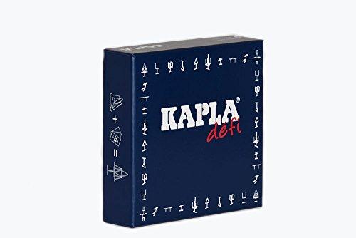 Kapla Defi Challange Box Pinienholz Bausteine -