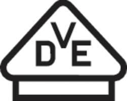 Prüfsiegel: VDE Prüfzeichen