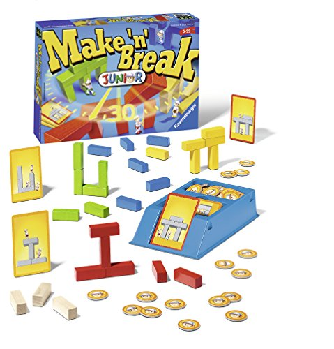 Ravensburger 22009 - Make 'n' Break Junior -