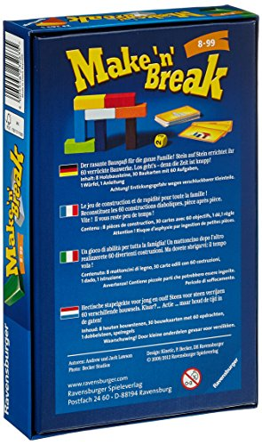 Ravensburger 23263 - Make 'n' Break Mitbringspiel -