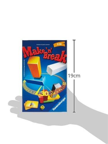 Ravensburger 23263 - Make 'n' Break Mitbringspiel -