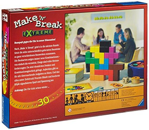 Ravensburger 26432 - Make 'n' Break Extreme -
