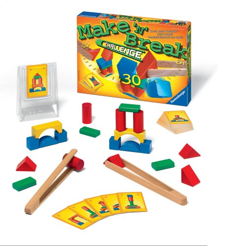 Ravensburger 26506 - Make 'n' Break Challenge -