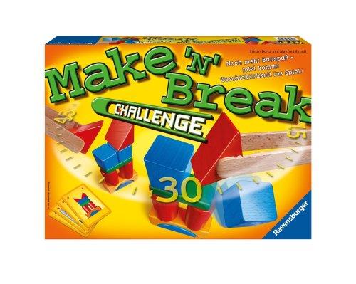 Ravensburger 26506 - Make 'n' Break Challenge -