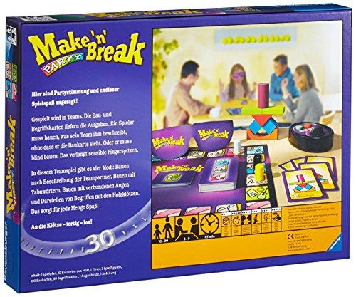 Ravensburger 26575 - Make'n Break Party -