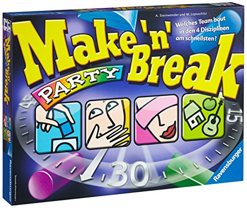 Ravensburger 26575 - Make'n Break Party -